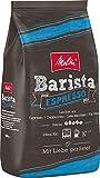 Melitta Ganze Kaffeebohnen, kraftvoll und würzig, Stärke 5, Barista Espresso, 1kg