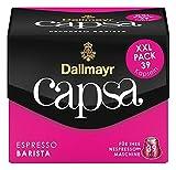 Dallmayr Capsa Espresso Barista XXL, 39 Nespresso kompatible Kapseln, 1er Pack (1 x 218 g)
