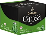 Dallmayr Kaffee Capsa Espresso Indian Sundara Kaffeekapseln, 5er Pack (5 x 10 Kapseln)