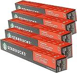 Starbucks Single Origin Colombia Kaffee, 5er Set, Medium Roast, Röstkaffee, Nespresso kompatibel, Kaffeekapseln, 50 Kapseln