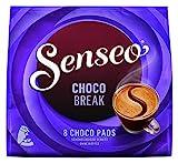 Senseo Pads Chocobreak, 80 Kakao Pads, 10er Pack, 10 x 8 Getränke