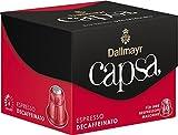 Dallmayr Kaffee Capsa Espresso Decaffeinato Kaffeekapseln, 5er Pack (5 x 56 g)