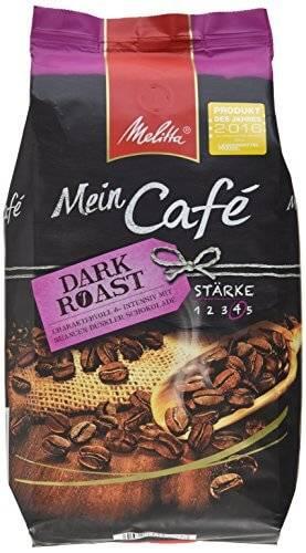 Melitta Ganze Kaffeebohnen 100 % Arabica