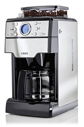 Aeg Kaffeemaschine mit Mahlwerk KAM 300