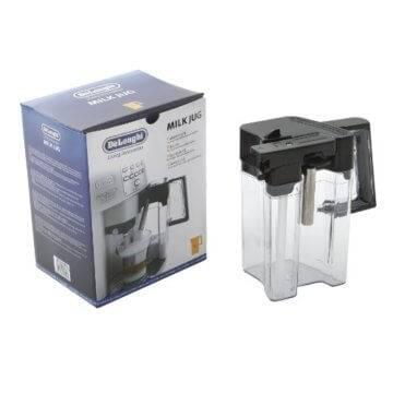 delonghi magnifica automatic cappuccino milchbehälter