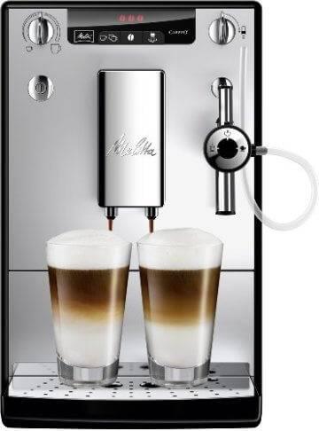 Melitta Kaffeevollautomat mit Milchschlauch