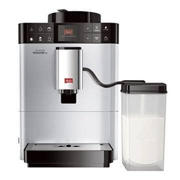 Melitta Kaffeeautomat mit Milchbehälter