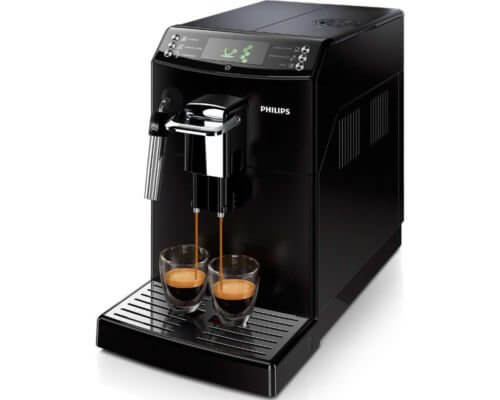 philips hd8841 01 4000 serie kaffeevollautomat mit dampfd se. Black Bedroom Furniture Sets. Home Design Ideas