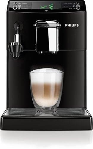 Philips Kaffeevollautomat mit Dampfdüse