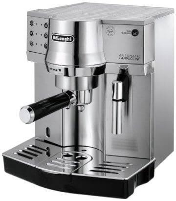 Siebträger kaffeemaschine
