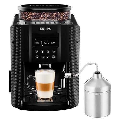 » Krups EA8160   Kaffeevollautomat-kaufen24.com