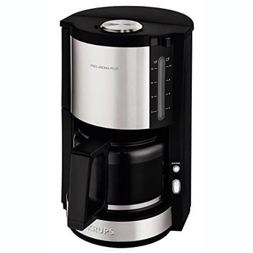 krups km321 proaroma plus kaffeevollautomat. Black Bedroom Furniture Sets. Home Design Ideas