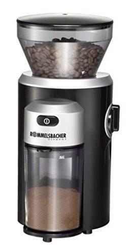 Elektrische Kaffeemühle Rommelsbacher