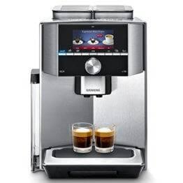 Kaffeevollautomat mit 2 Bohnenkammern