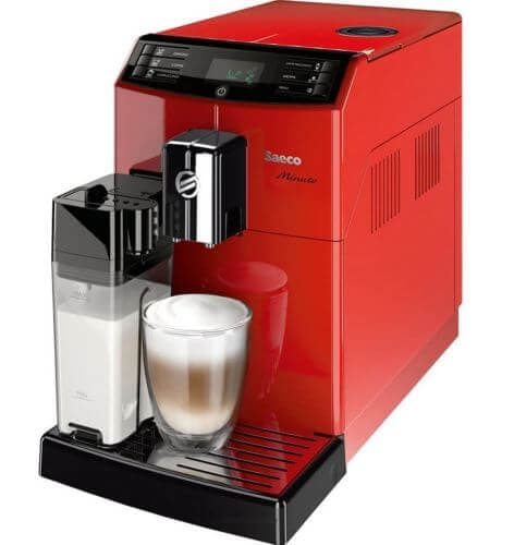philips minuto hd8867 12 kaffeevollautomat b ware. Black Bedroom Furniture Sets. Home Design Ideas