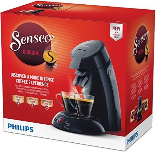 philips senseo hd6554 69 kaffeepadmaschine ohne milchaufsch umer. Black Bedroom Furniture Sets. Home Design Ideas