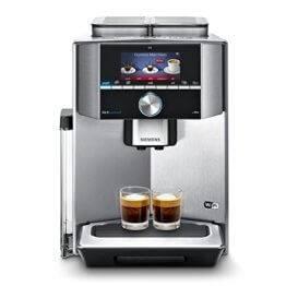 Kaffeevollautomat zwei Bohnenkammern