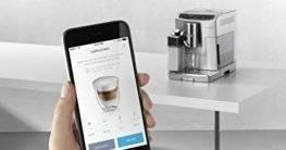 Kaffeevollautomat smartphone