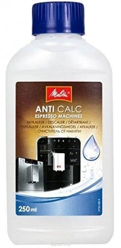 melitta 204663 anti calc fluessigentkalker