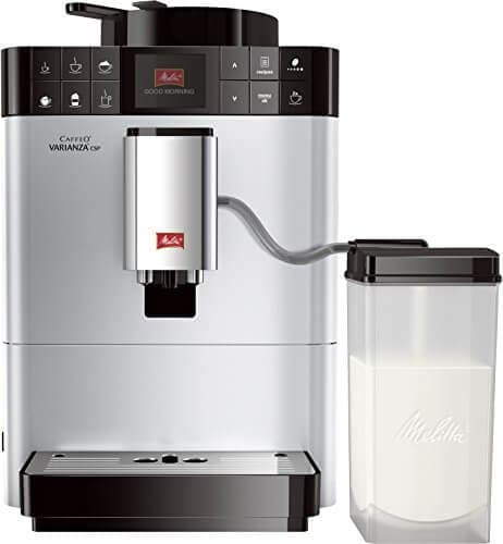 melitta caffeo varianza csp kaffeevollautomat mit milchbeh lter. Black Bedroom Furniture Sets. Home Design Ideas