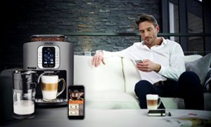 li il kaffeevollautomaten mit smartphone funktion. Black Bedroom Furniture Sets. Home Design Ideas