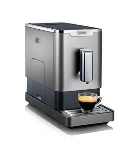 Li Il Severin Kv 8090 Kaffeevollautomat Ohne Milchaufschaumer