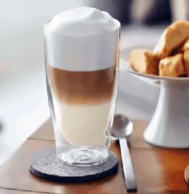Latte Macchiato Maschine