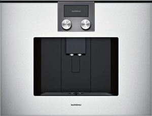 li il einbau kaffeevollautomat mit festwasseranschluss. Black Bedroom Furniture Sets. Home Design Ideas