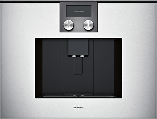 gaggenau einbau kaffeemaschine cmp 270 131 kaffeevollautomat. Black Bedroom Furniture Sets. Home Design Ideas