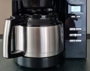 Melitta Aroma Fresh Kaffeemaschine mit Mahlwerk und Timer