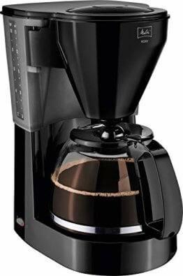 Melitta Easy 1010-02 Filterkaffeemaschine mit Glaskanne