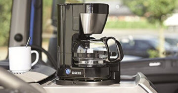 12 Volt Kaffeemaschine