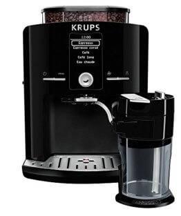 KRUPS EA8298 Kaffeevollautomat Latt'Espress One-Touch