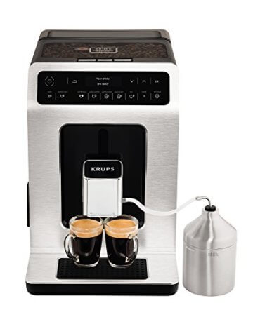 Krups EA891D Evidence One-Touch-Cappuccino