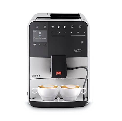 li il melitta caffeo barista t smart mit connect app. Black Bedroom Furniture Sets. Home Design Ideas
