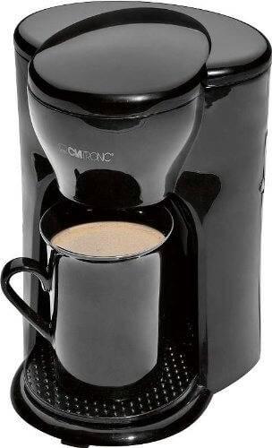 Clatronic Kaffeemaschine für einen Becher