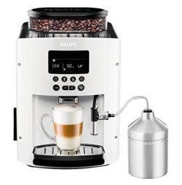 Krups EA8161 Kaffeevollautomat weiß