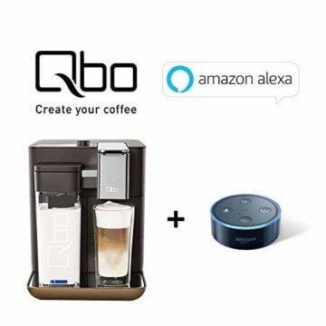 Tchibo Qbo Kapselmaschine + Amazon Echo Dot im Set