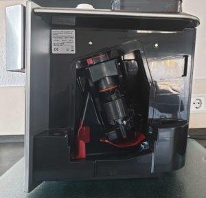 kaffeevollautomat mit herausnehmbarer Brühgruppe