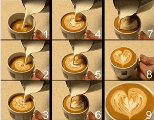 Kaffeegetränk