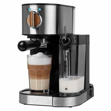 MEDION Espressomaschine mit 1300 Watt