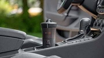 Handcoffee Auto Reiseset 12V