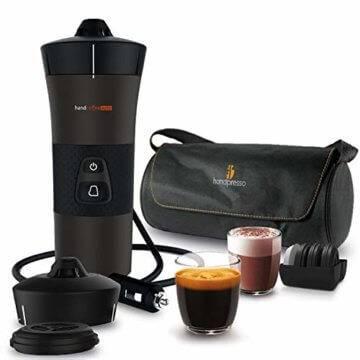 Handpresso 12V Padmaschine