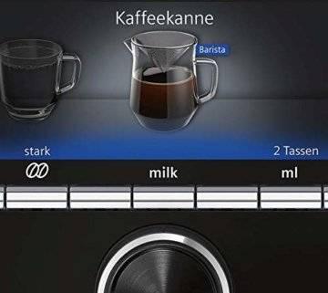 Extraklasse Kaffeevollautomat