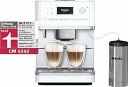 Miele CM 6350 Lotos-weiss