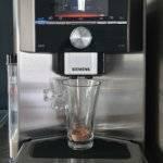Kaffeevollautomat mit Kakao Funktion