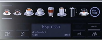 coffeeSelect Display