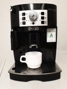 Kaffeevollautomat ohne Milchbehälter