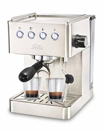 Solis Espressomaschine Barista Gran Gusto (Typ 1014)