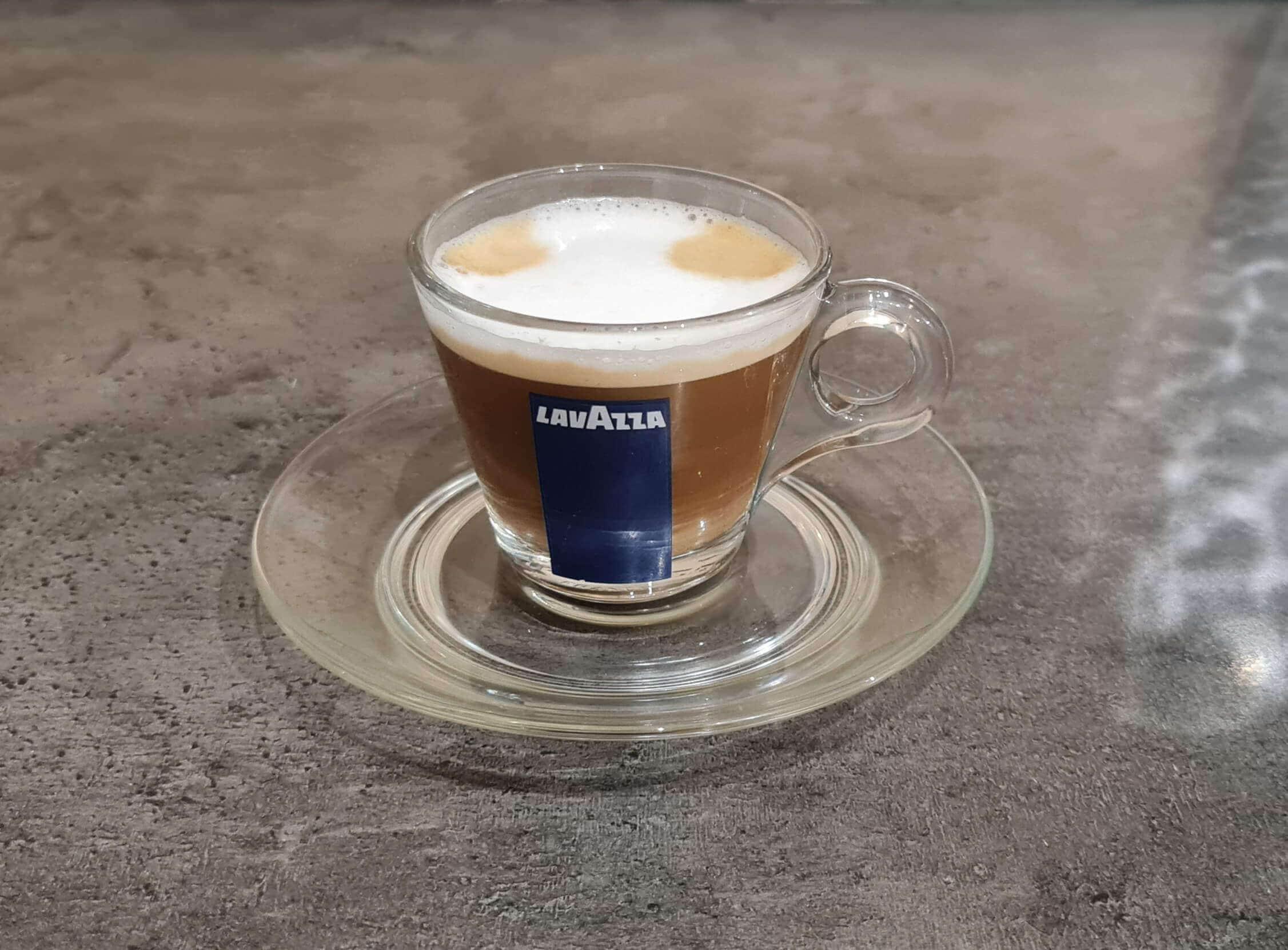 Siemens EQ.9 Espresso Macchiato